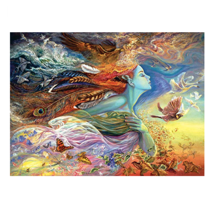 Buffalo Games Spirit of Flight 1000 Piece Jigsaw Puzzle Only .55 (Was .99)