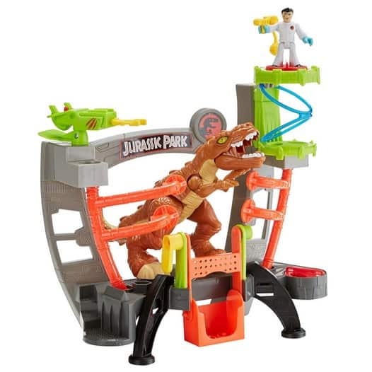 Fisher-Price Imaginext Jurassic World Research Lab Only  (Was .99)