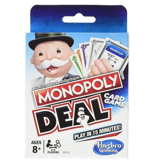 Monopoly Deal Games Only .74