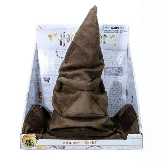 Harry Potter Real Talking Sorting Hat Only .99