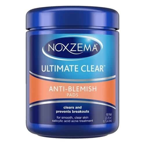 Target: 4-Count Noxzema Ultimate Clear Anti Blemish Pads + $5 Gift Card ONLY $9.60