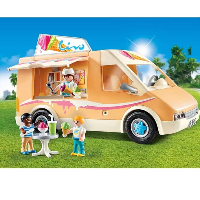 PLAYMOBIL Ice Cream Truck Only .95 (Was .99)