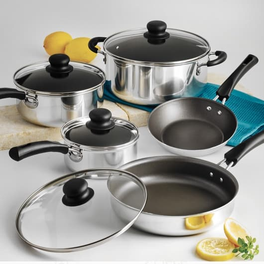 Tramontina 9 Piece Non-Stick Cookware Set Only