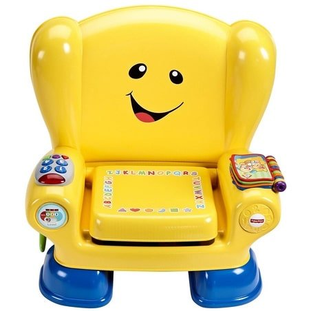 Fisher-Price Laugh & Learn Smart Stages Chair Now .99 (Was .99)