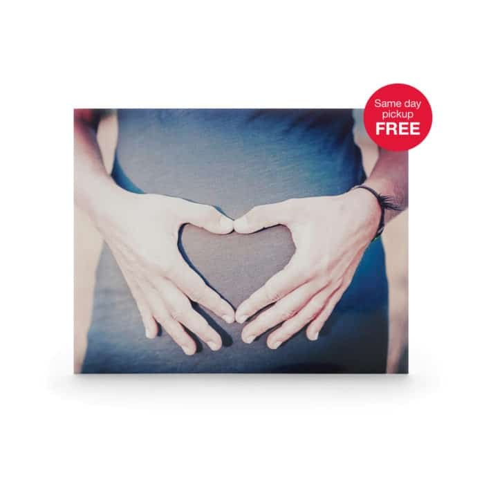 FREE 8×10 Photo Print + Free Pick Up at CVS