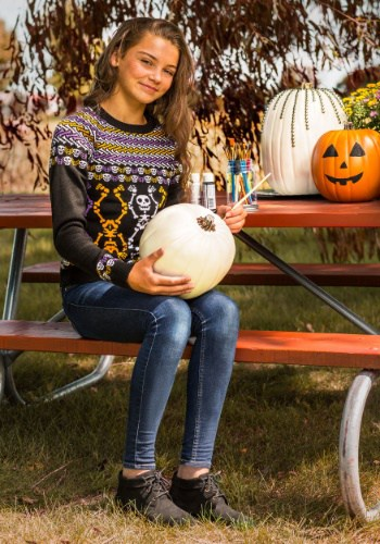 Halloween Ugly Sweaters to DIE For From $9.99