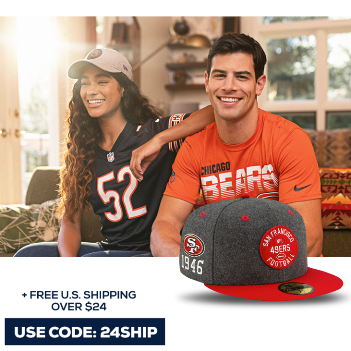 Fanatics: Up to 60% off NFL and College Football Gear + Free Shipping **Today Only**