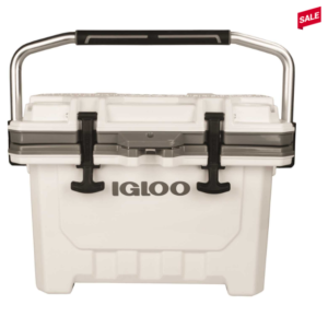 Ace Hardware: Igloo IMX Cooler 24 qt. White .99