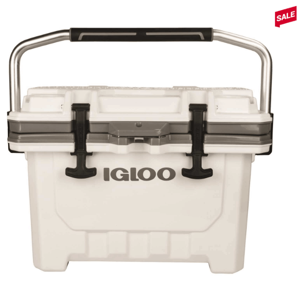 Ace Hardware: Igloo IMX Cooler 24 qt. White .99