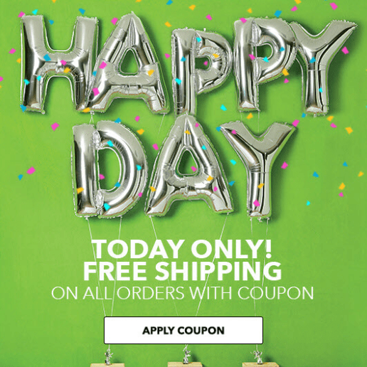 JoAnn: Free Shipping on ALL Orders - No Minimum **50% off Yarn, Cricut Rolls, Dressforms, and More**