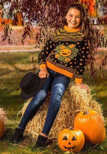 Halloween Ugly Sweaters to DIE For From .99
