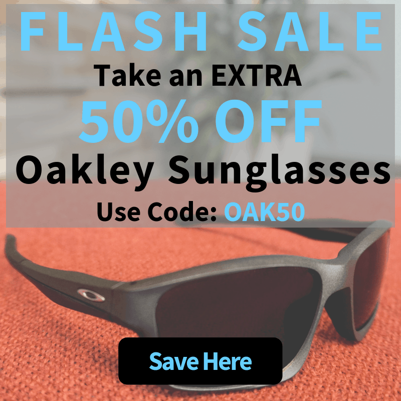 Proozy: Up to 70% Off Oakley SunGlasses