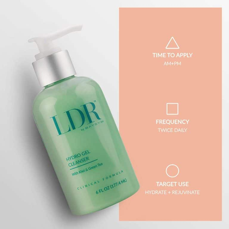 LDR by Baysyx - Hydro Gel Cleanser with Kiwi & Japanese Green Tea (6 Oz) Now  (Was .00)
