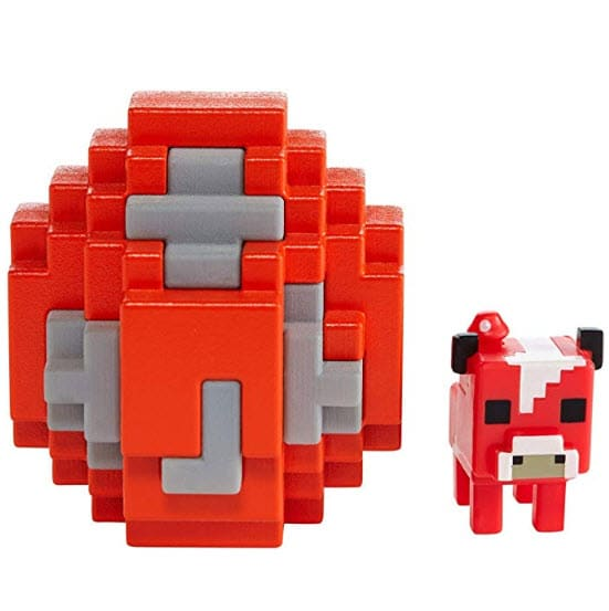 Minecraft Spawn Egg Mini Figure Assortment Only .50 (Was .99)