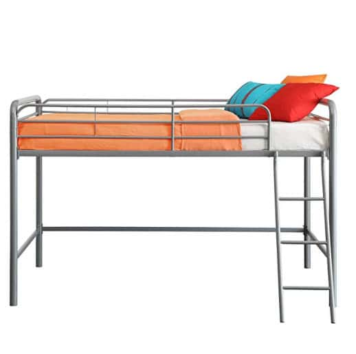 DHP Junior Loft Bed Frame With Ladder Now .15 (Was 2)