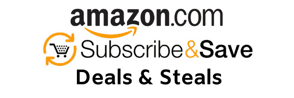 Best Amazon Subscribe & Save Deals 2021