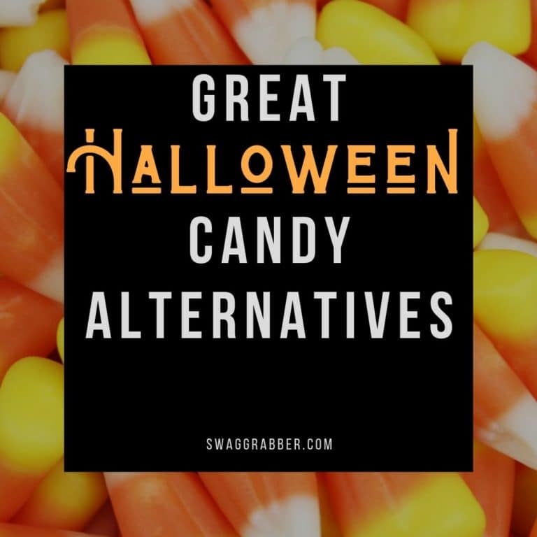 Give Something Besides Candy This Year - Great Halloween Candy Alternatives