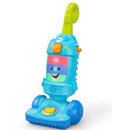 Fisher-Price Laugh & Learn Light-up Learning Vacuum Only .99