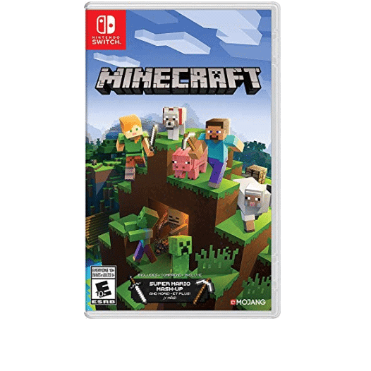 Minecraft - Nintendo Switch Game Now .99 (Was .99)