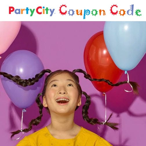 Party City Coupon Codes: Extra 25% Off Sitewide