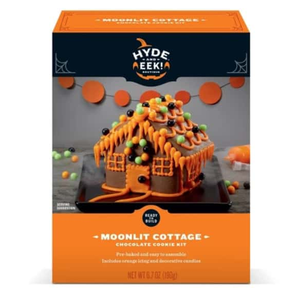 Hyde & EEK! Boutique Halloween Gingerbread Houses from .99 at Target