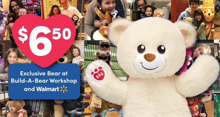 National Teddy Bear Day Will Score You .50 Build-A-Bear Furry Friends Starts Today