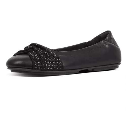 Extra 25% off FitFlop Coupon Code   Twiss Crystal Ballet Flats .00 (Retail: 0)