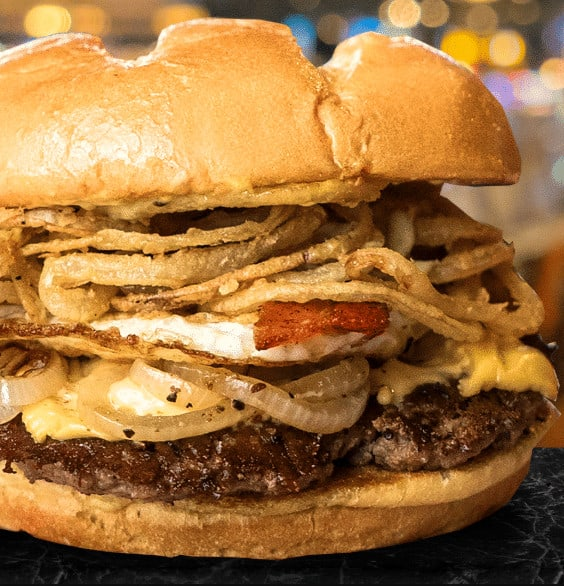 FREE Sin City Burger at Smashburger on Thursday
