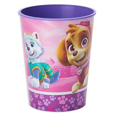 American Greetings Paw Patrol Plastic Party Cup, 16 oz <img src=