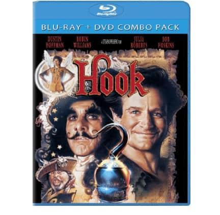 Hook Blu-ray + DVD Now .00