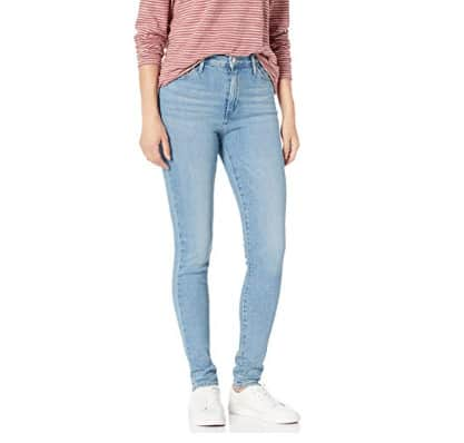 Levi's Women's 721 High Rise Skinny Jeans Now .79 (Was .69 )