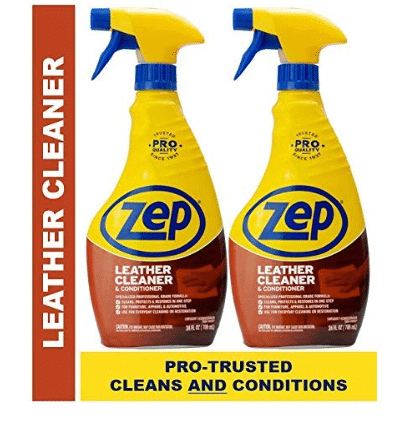 Zep Leather Cleaner and Conditioner