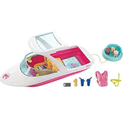 Barbie Dolphin Magic Ocean View Boat Playset Now .88 (Was )