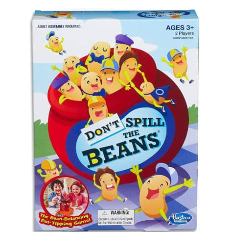 Up to 60% off Hasbro Games - Don't Spill The Beans Game Now .99 (Was .99)