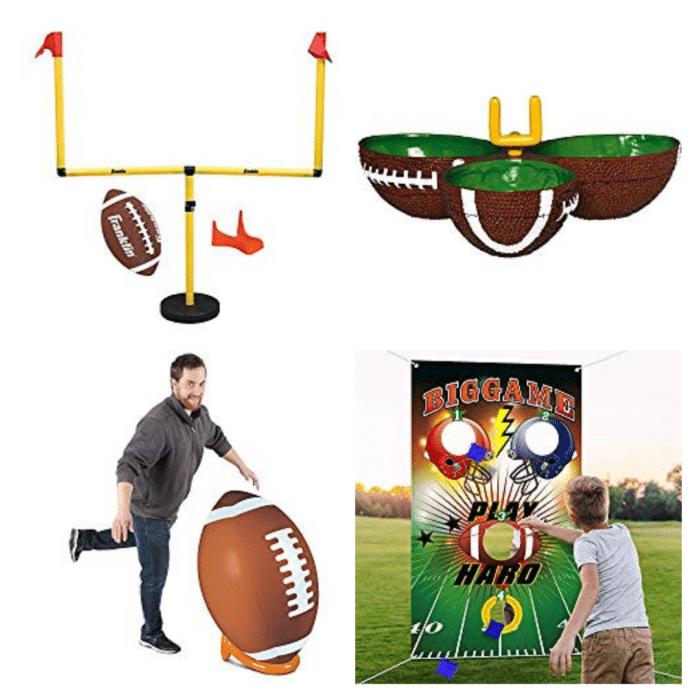 Inexpensive & Fun Football Party Supplies