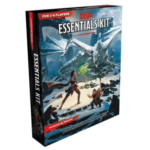 Wizards of the Coast Dungeons & Dragons Essentials Kit Now .79 (Was .99)
