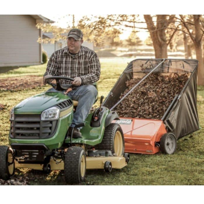 Agri-Fab Lawn Sweeper, 44-Inch 4.10 (0 Retail)