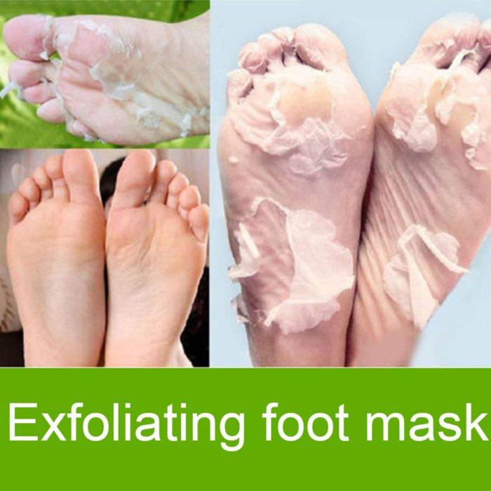 Exfoliating Foot Peeling Renewal Mask Only .99