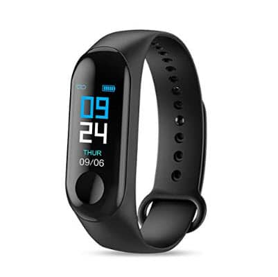 Fitness Tracker, Smart Wristband Heart Rate Monitor Activity Tracker Now .99 (Was .95)