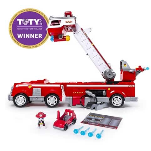 PAW Patrol Ultimate Rescue Fire Truck Only .99