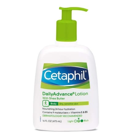 Cetaphil Daily Advance Ultra Hydrating Lotion 16 Fl Oz Only .53