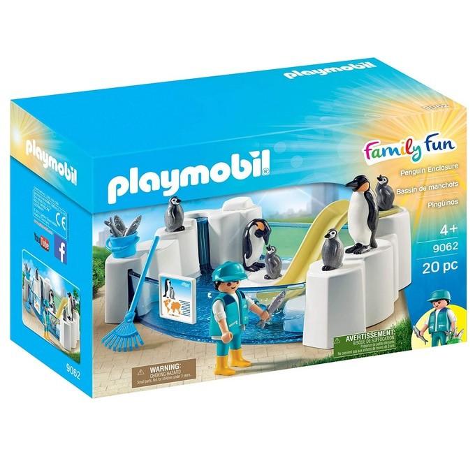 Playmobil Penguin Enclosure Building Set Now .47 (Was .99)