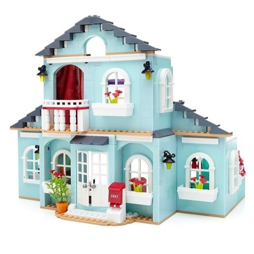 Mega Bloks American Girl Grace's 2-in-1 Buildable Home Now .97 (Was .99)