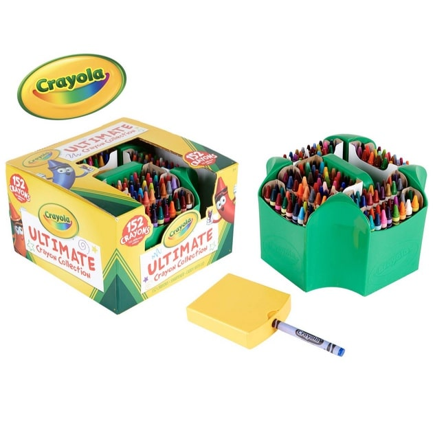 Crayola Ultimate Crayon Collection Now .78