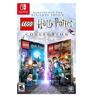 LEGO Harry Potter Collection Nintendo Switch Now .99 (Was .99)