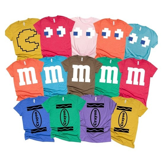 Halloween Shirt Costume Tees Only .99
