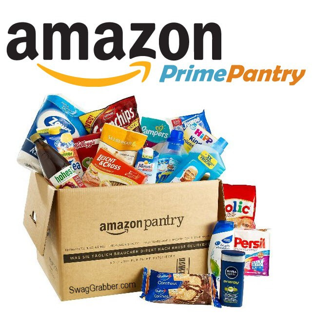 Prime Pantry Now Includes FREE Shipping for Prime Members