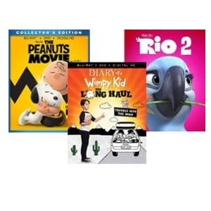 BestBuy: 2 Kids Movies for Only  -  Each