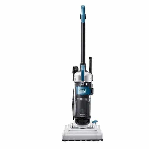 BLACK+DECKER Lightweight Compact Upright Vacuum Only .99 at Target