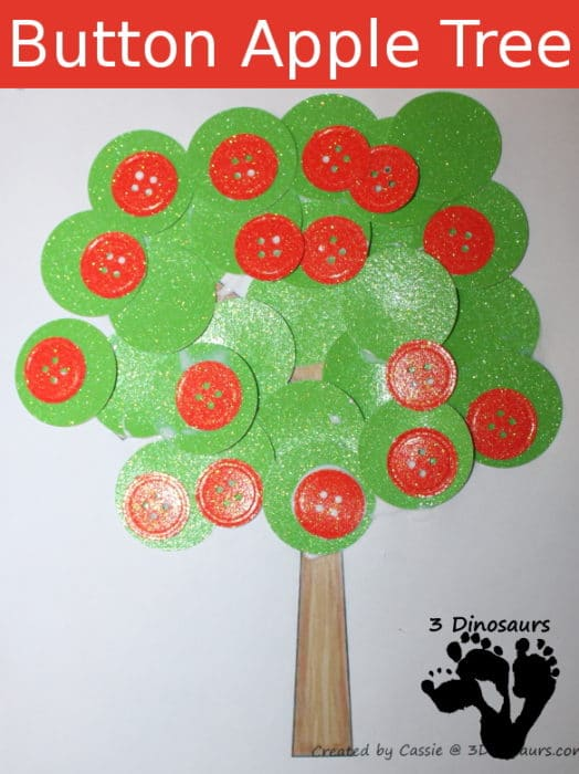 Easy Apple Crafts You Can Do With Kids